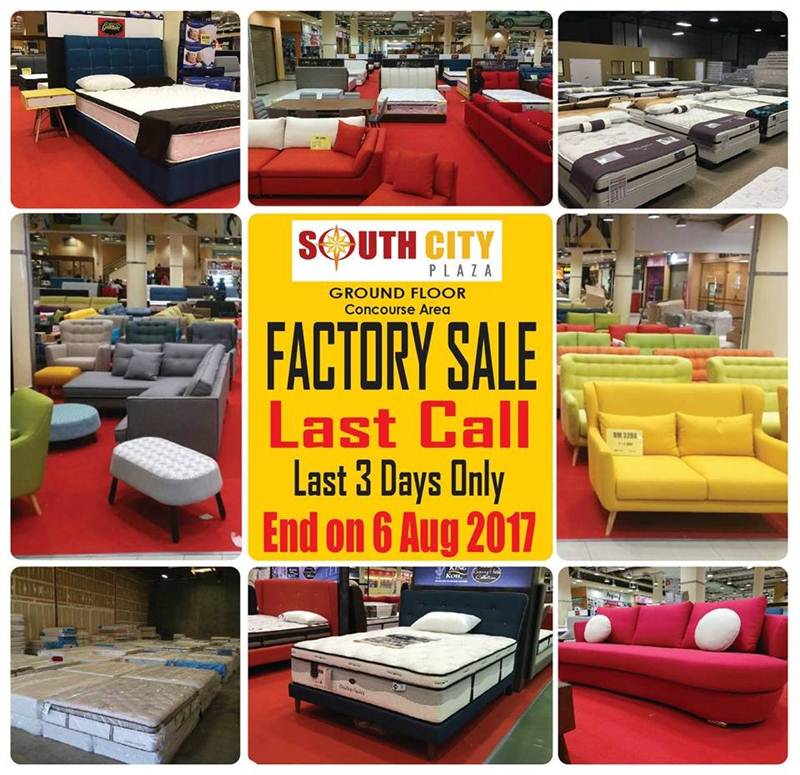 Furniture Factory 3rd August, South City Furniture